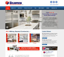 W.E. Bilbrey website