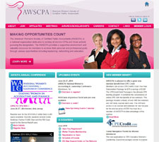 AWSCPA Website